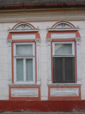 Orate Serbian houses
