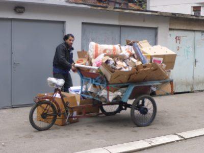 Cargo bike, Nis