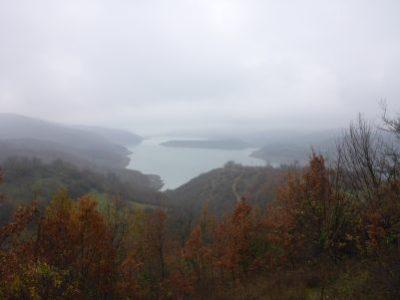 Deba Reservoir