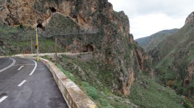 Topalia Gorge