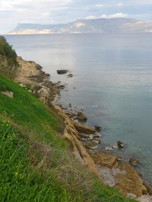 The bay of Kissamoss