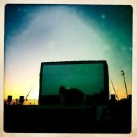 Pop-up summer cinema