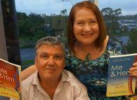 Karen Tyrrell with husband, Steve
