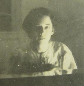 Sister Marion 'Winnie' Croll