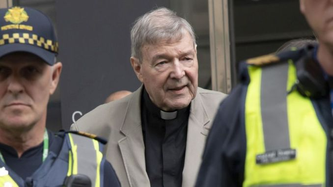 Cardinal George Pell appeal denied