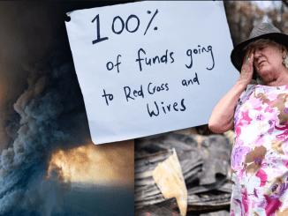 Charities slammed as bushfire victims await donated funds