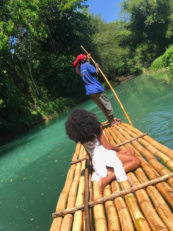 What To Do In Jamaica: Martha Brae River Rafting - SHESOMAJOR