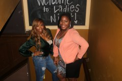Ladies Night of Networking with my Cousin!