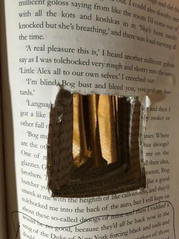 Cutout-book