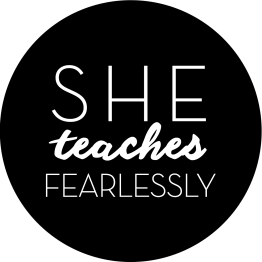 She Teaches Fearlessly
