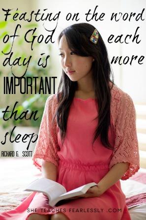 STFScripturesSleep