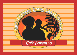 Café Femenino coffee now offered through Haven House