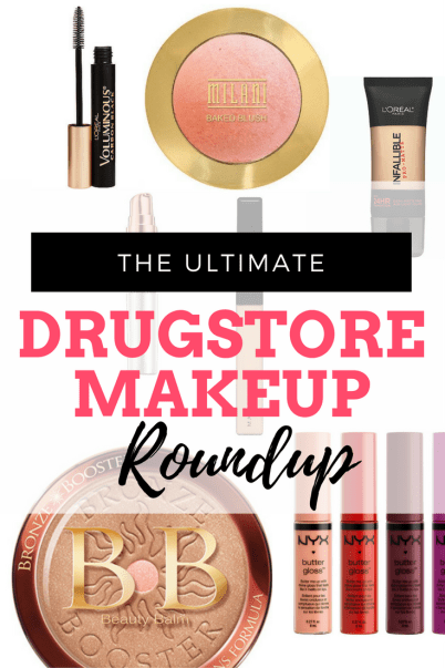 favorite-drugstore-makeup-youtube-roundup