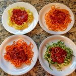 How to Use a Spiralizer for a Low Carb Pasta Swap