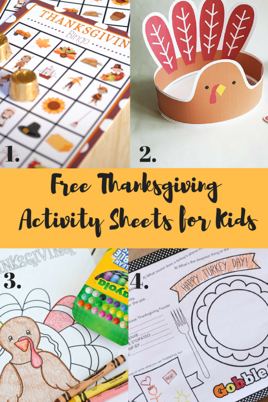 free-thanksgiving-printables-kids-coloring pages-activity-sheets