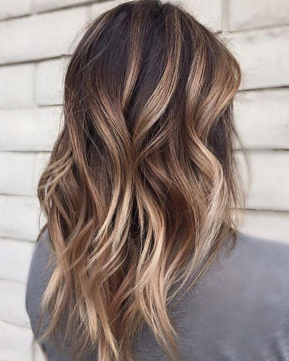 12 Balayage Hair Color Ideas That\u0027ll Give You Hair Envy