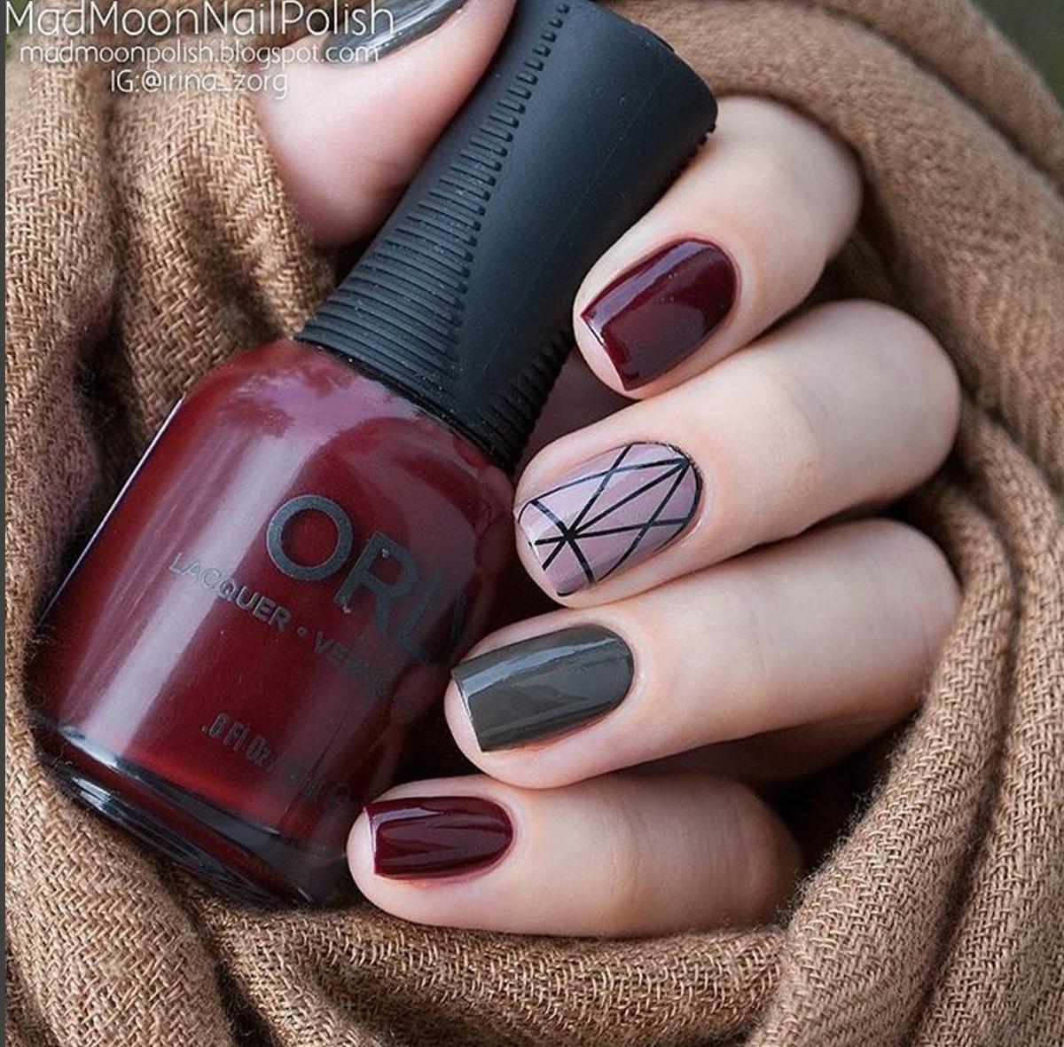 Mix U0026 Match Winter Gel Nail Designs