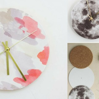 16 DIY Wall Clock Ideas You Can Make in No Time