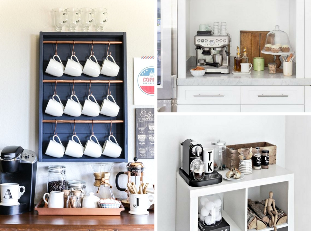 23 Best Diy Coffee Station Ideas You Need To See She Tried What