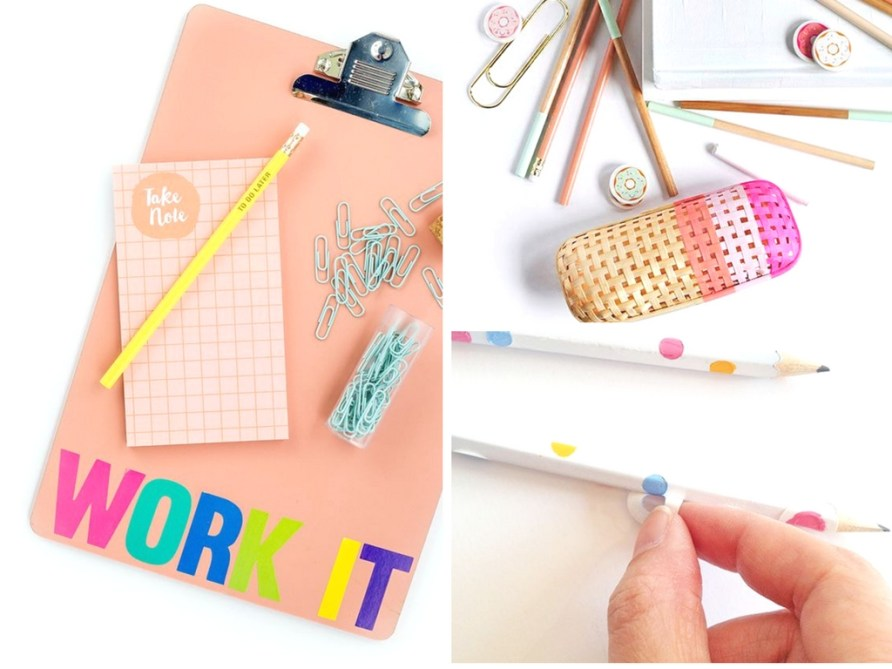 17 Amazing DIY School Supplies Perfect for Back to School