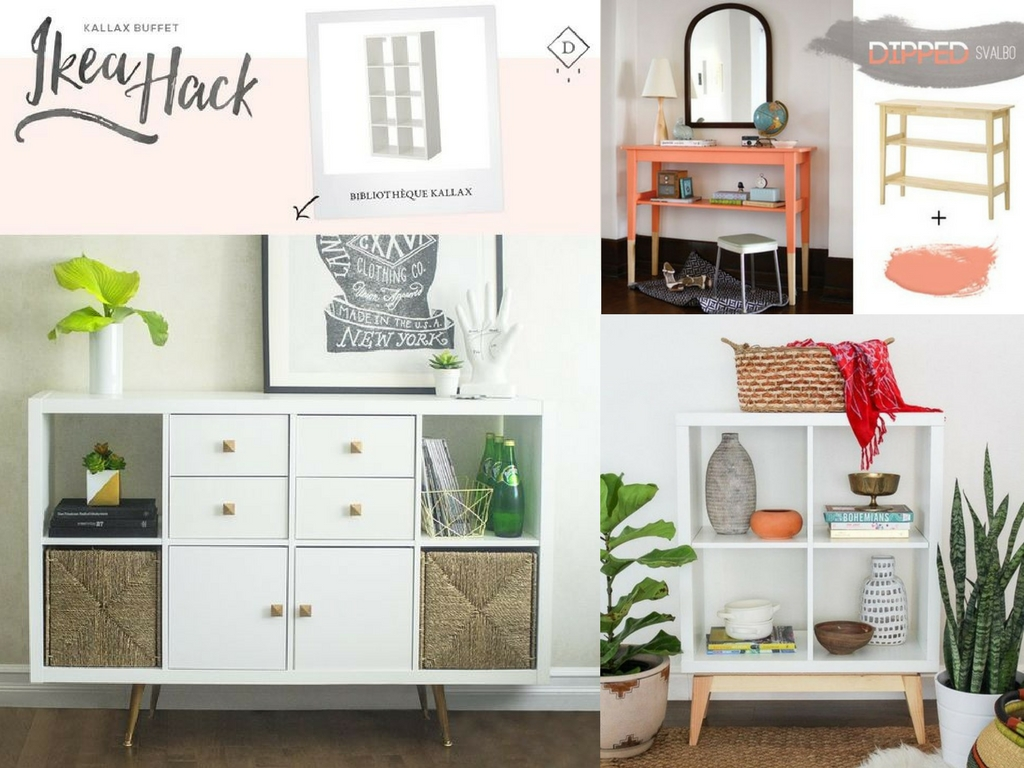 35+ Amazing Ikea Hacks to Decorate on a Budget