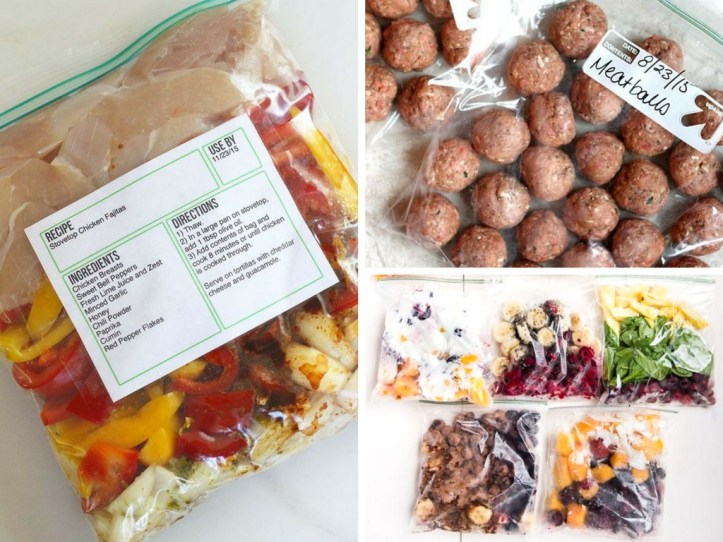 15 Make Ahead Freezer Meals That Are Life-Changing