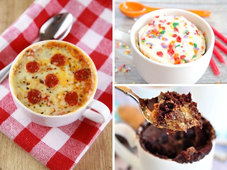 11 Amazing Minute Mug Recipes for the Lazy Girl