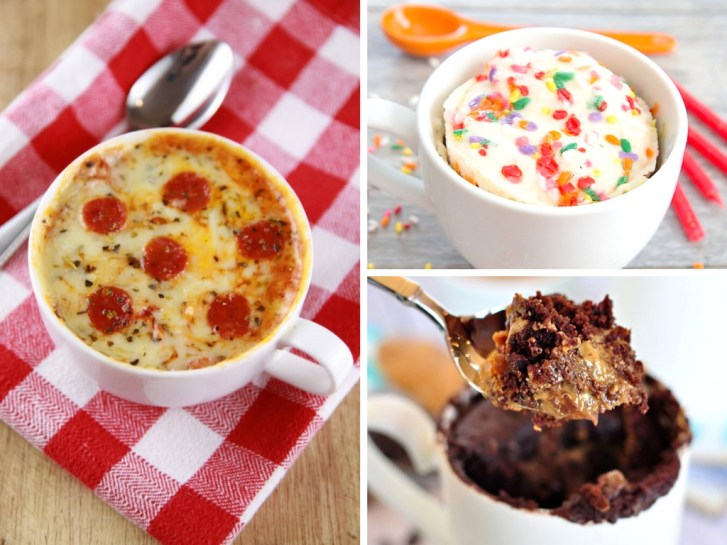 11 Amazing Minute Mug Recipes for the Lazy Girl