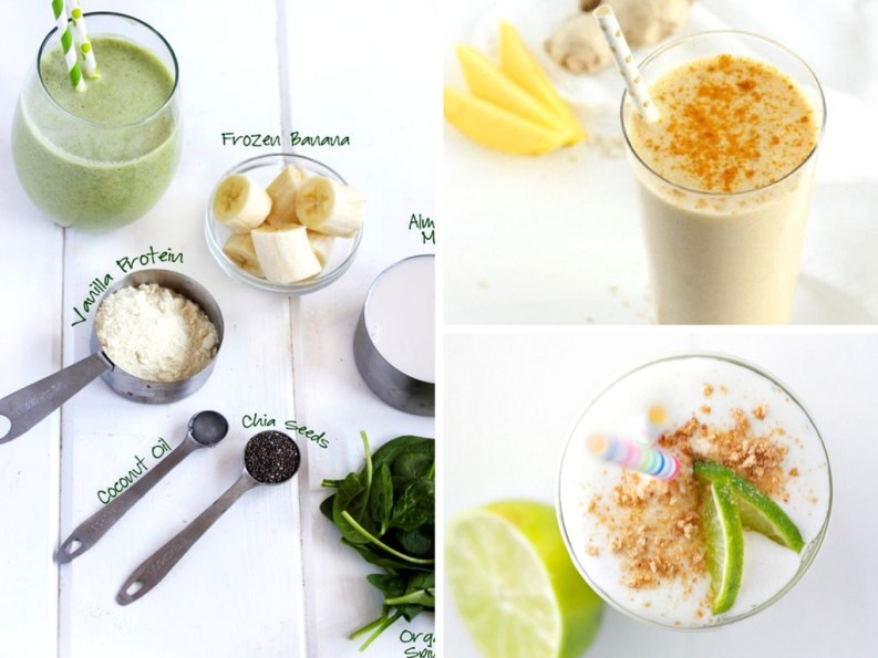 17 Amazing Protein Shake Recipes for Weight Loss