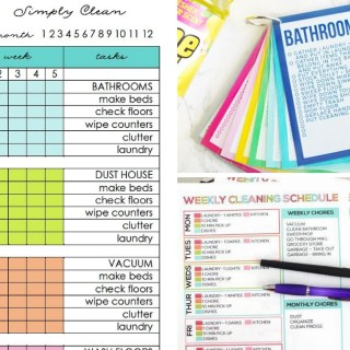 14 Cleaning Checklists to Actually Enjoy Tidying Up