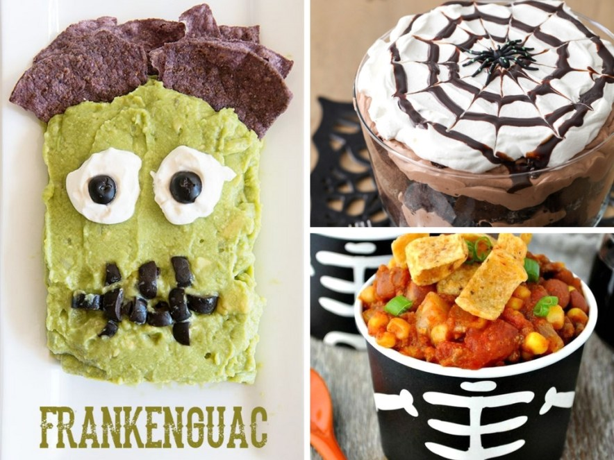 35+ Creative Halloween Party Food Ideas Kids and Adults Will Love