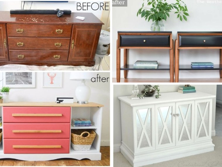 15 Amazing Furniture Makeovers You Have to See to Believe