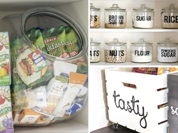 17 Pantry Organization Hacks for Instant Motivation