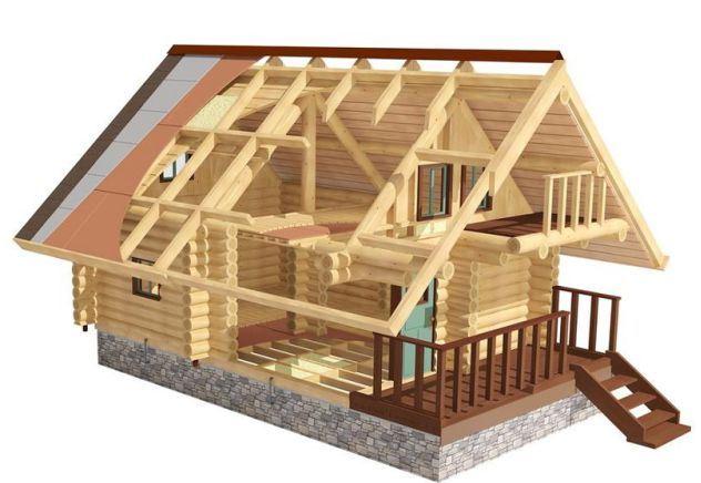 Когда строить деревянный дом