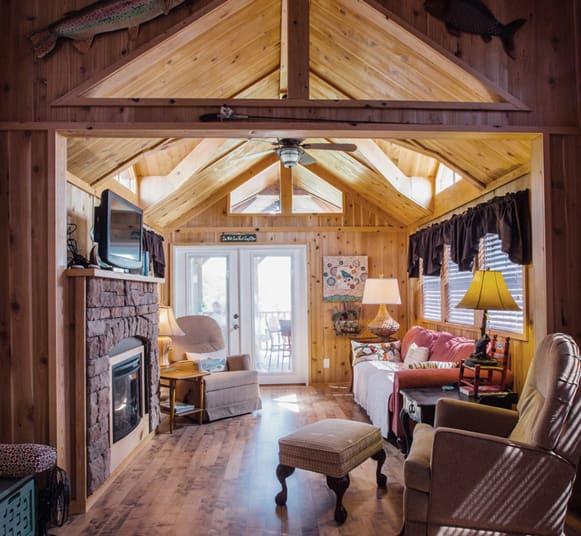 деревянный дом, интерьер, строительство деревянного дома под ключ