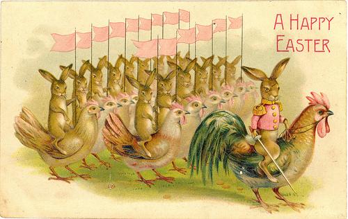 Easter Roundup SheWalksSoftly