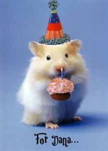 Happy Birthday Dana SheWalksSoftly