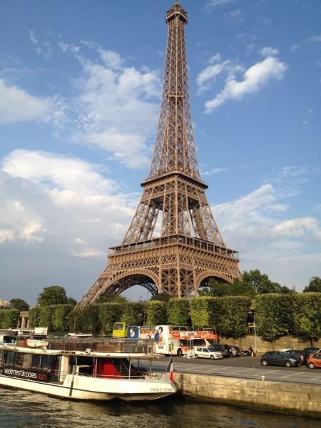 Cruising The Seine