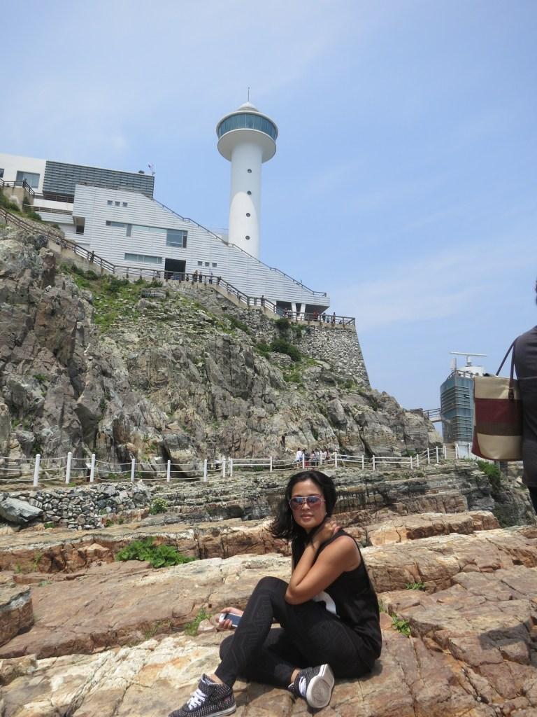 2374 070614 Taejongdae Yeongdo Lighthouse