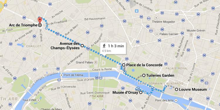 Paris Map 3