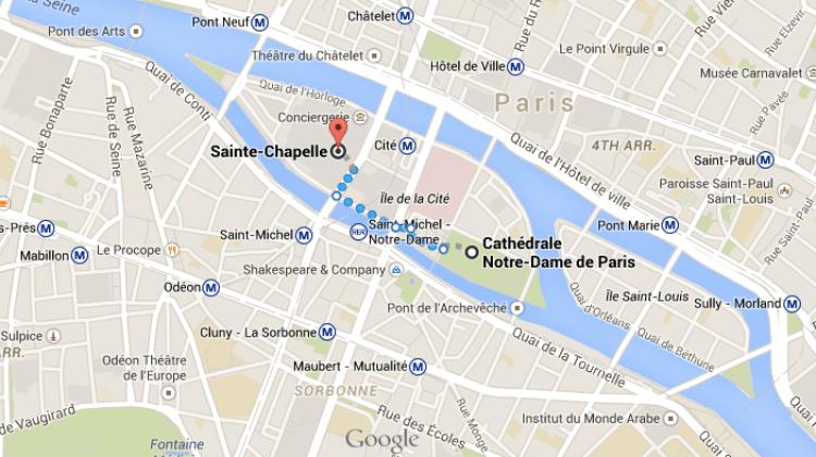 Paris Map 5