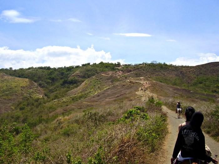 Journey to Taal Volcano