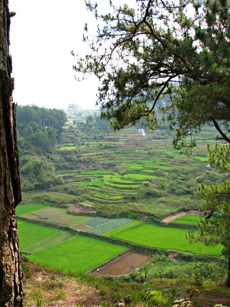 110309 1315 Trek to Bokong Small Waterfalls