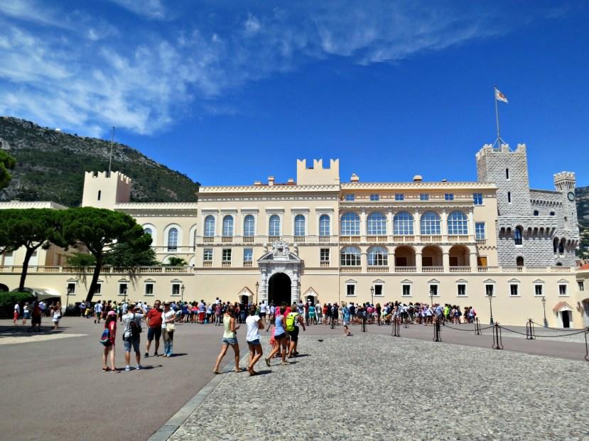 2729 290714 Prince's Palace of Monaco