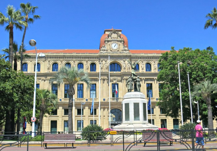 Cannes City Hall