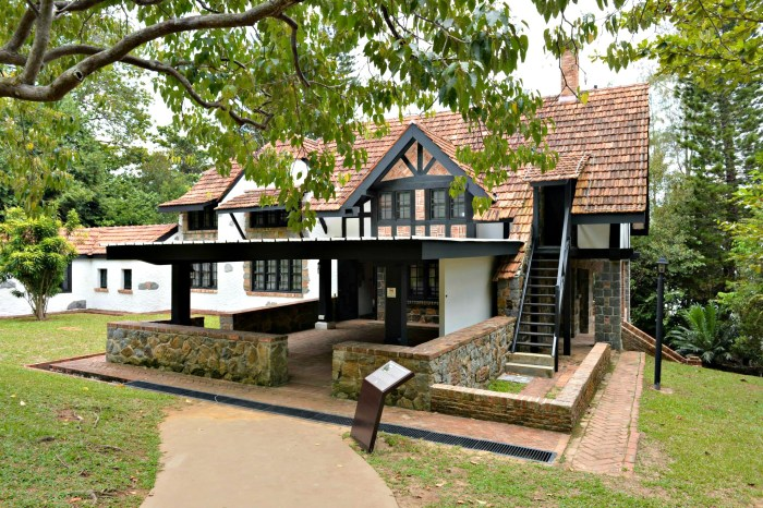 Tudor Visitor Centre