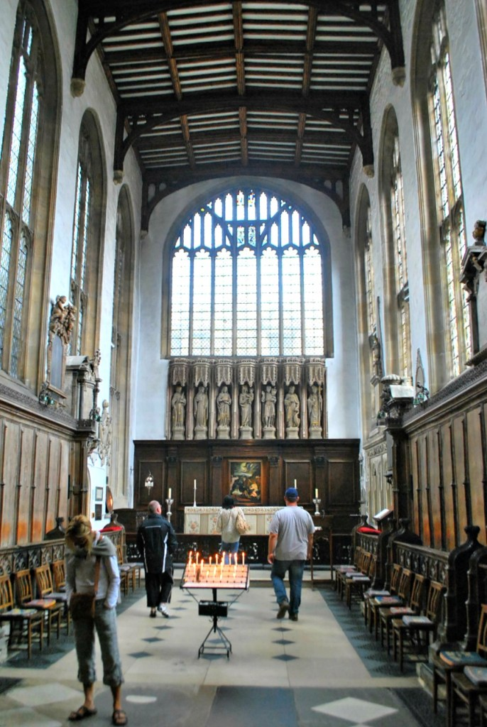 230711 3107 University Church of St Mary the Virgin