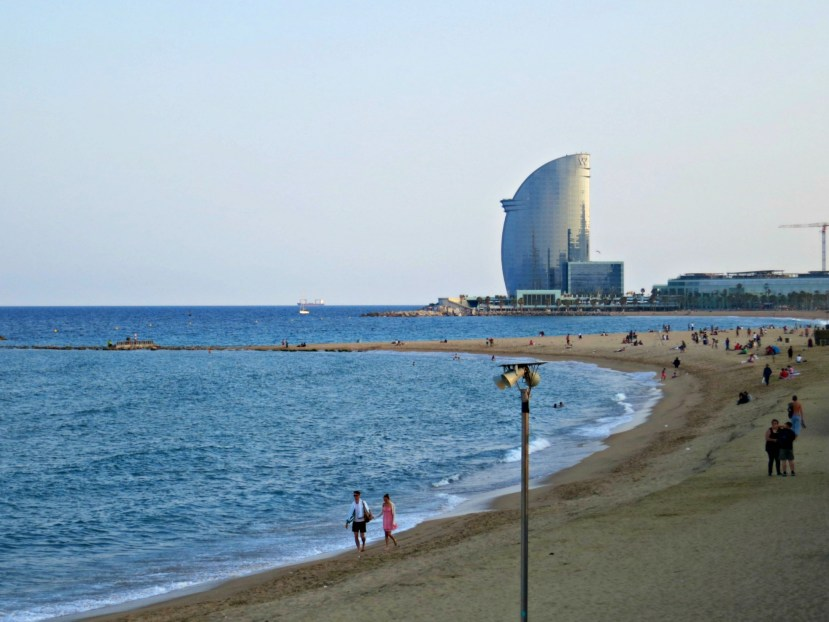 0283 260613 Port Barceloneta and Port Vell