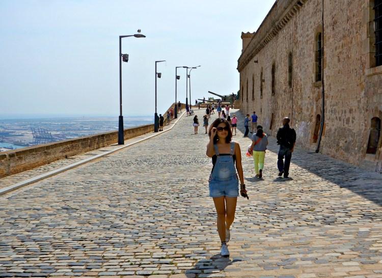 Castell de Montjuïc - Mynn's Top 10 Things to See in Barcelona - www.shewalkstheworld.com