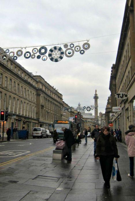 Grey Street - Exploring Newcastle in 24 Hours - www.shewalkstheworld.com